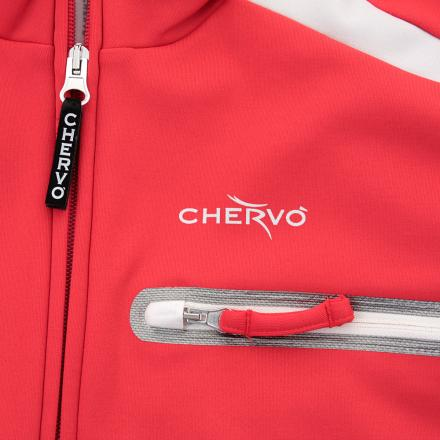 Vest Man ERENA 55718 VULCAN RED Chervò
