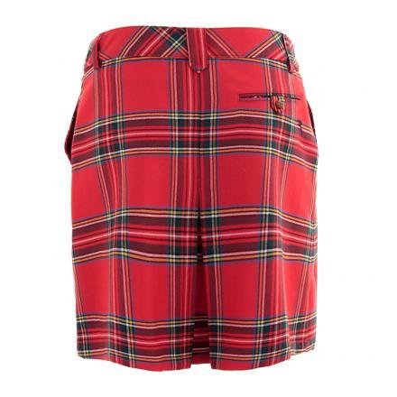 Skirt Woman JUTA 55690 TARTAN Chervò