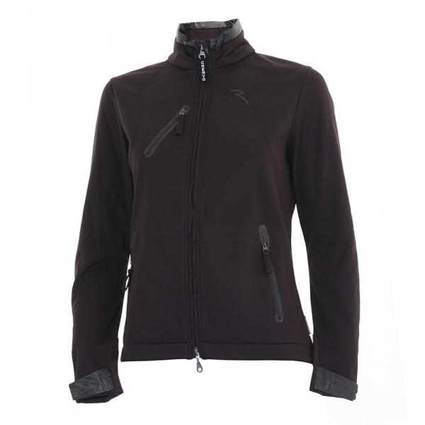 Jacket Woman MUGER 55611 BLACK Chervò
