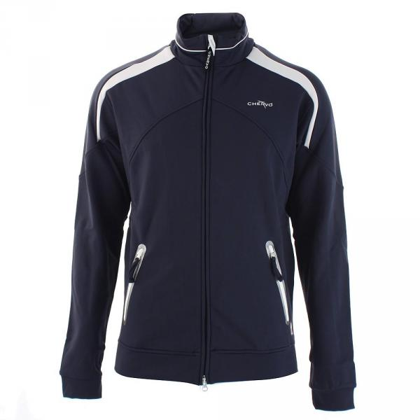 Sweat Homme PASTOR 55719 NAVY BLUE Chervò