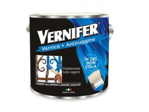 VERNIFER NERO BRILLANTE 2L