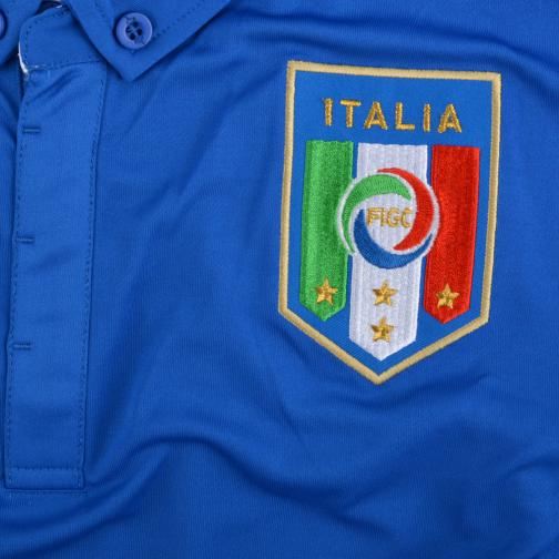 Maglia Junior Replica Home Balotelli Azzurro Italia FIGC Store