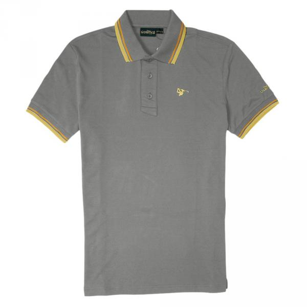 Polo Man ARTIGLI 56380 Dark Grey Pumice Chervò