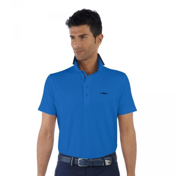 Polo Man ALAORAR C54UQ Dark Blue Chervò