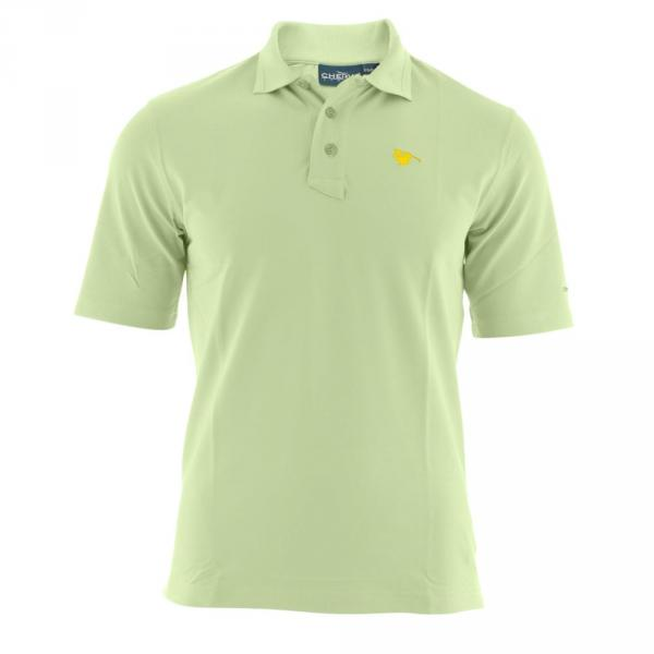 Polo Man ANGONARA 53510 Light Green Chervò