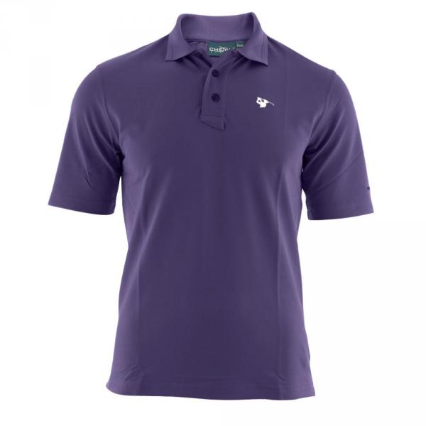 Polo Homme ANGONARA 53510 Grapes Chervò