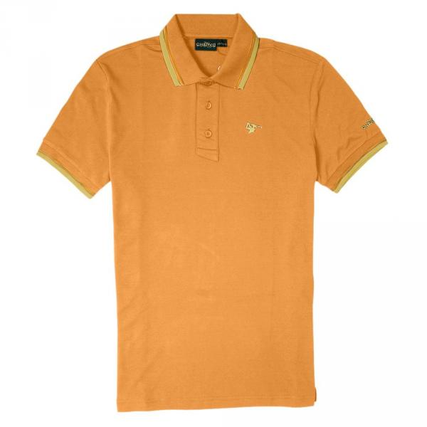 Polo Homme ARTIGLI 56380 Samba Orange Chervò
