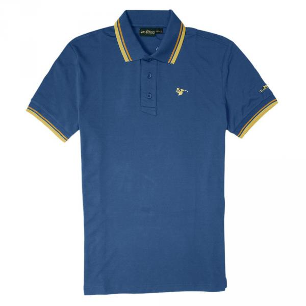 Polo Homme ARTIGLI 56380 Light Blue Chervò
