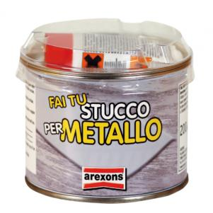 KIT FAI TU STUCCO  PER METALLI  GR  200