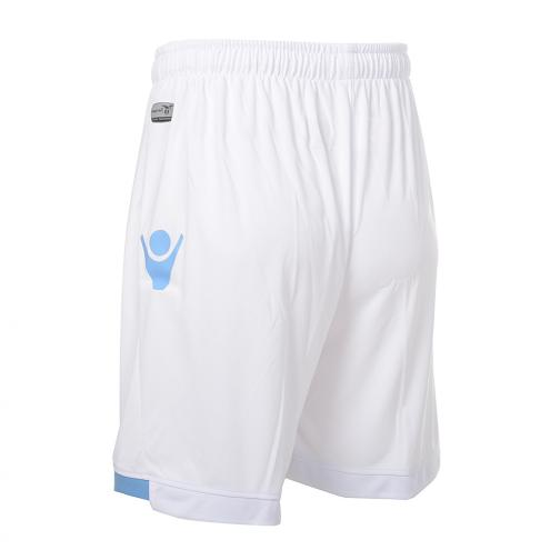 Macron Shorts Home Lazio   14/15 White Tifoshop