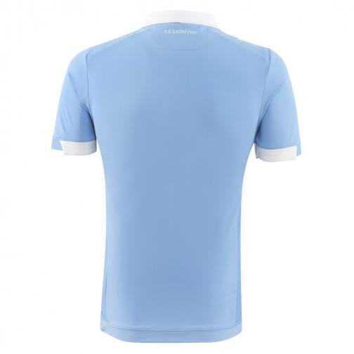 Macron Malliot De Stade Home Lazio Enfant  14/15 BLUE LIGHT Tifoshop