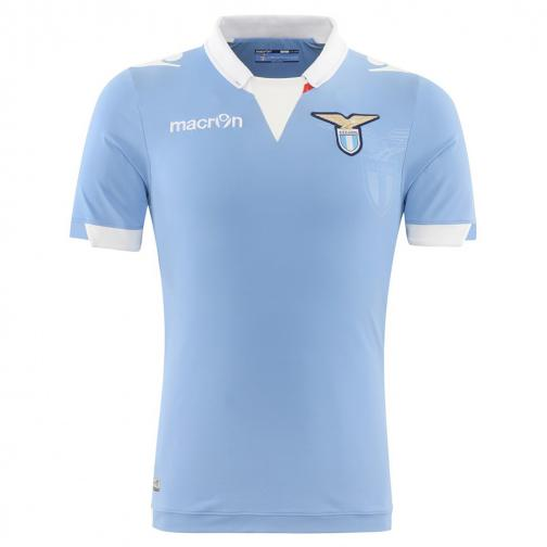 Macron Malliot De Stade Home Lazio Enfant  14/15 BLUE LIGHT