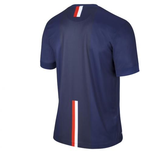 Nike Maillot De Match Home Paris Saint Germain   14/15 MIDNIGHT NAVY/WHITE/WHITE Tifoshop