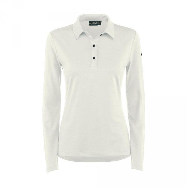 Polo Woman AXY 56957 CREAM Chervò