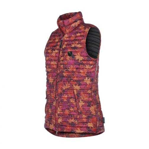 Gilet Damen ELLYCA 56894 Orange Chervò