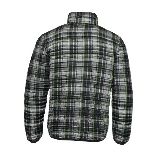 Coat Man MIND 56915 Grey Green Chervò