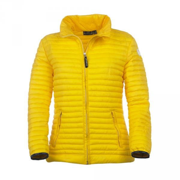 Coat Woman MY 56888 YELLOW SUNNY Chervò