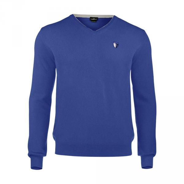 Sweater Man NARANSA 56394 NAVY SAILING Chervò