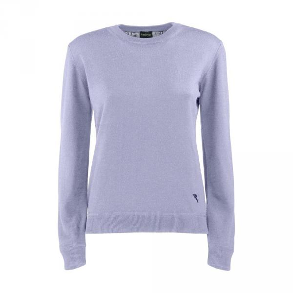 Sweater Woman NOBLE 57001 LILAC PROVENCE Chervò