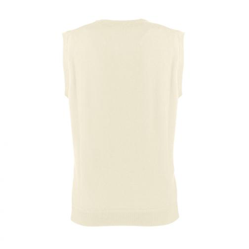 Vest Woman NOOK 57002 CREAM Chervò