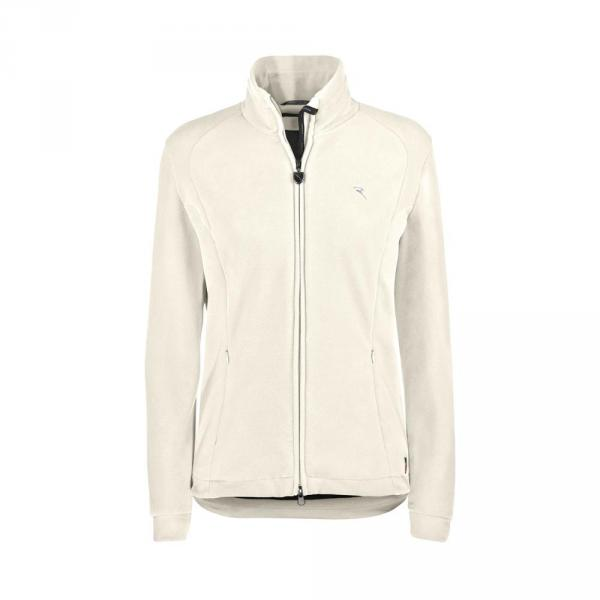 Sweatshirt Woman PULLEY 56845 CREAM Chervò