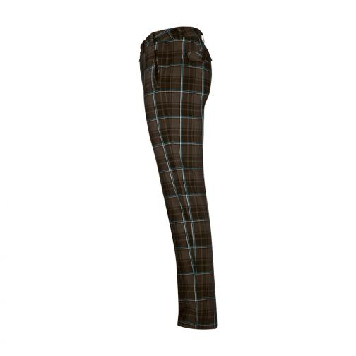 Pant Man SALU 56930 Brown Blue Chervò