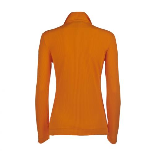 Rollkragen Damen TAONAR 56975 PUMPKIN ORANGE Chervò