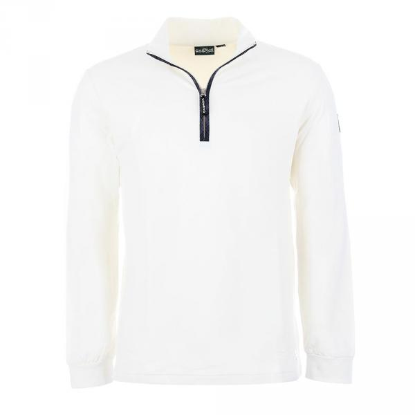 Turtleneck Man TESIBON 56920 CREAM Chervò