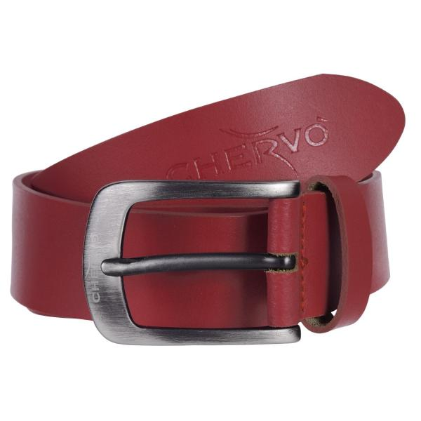 Belt Man UCOLOR Y8985 VULCAN RED Chervò