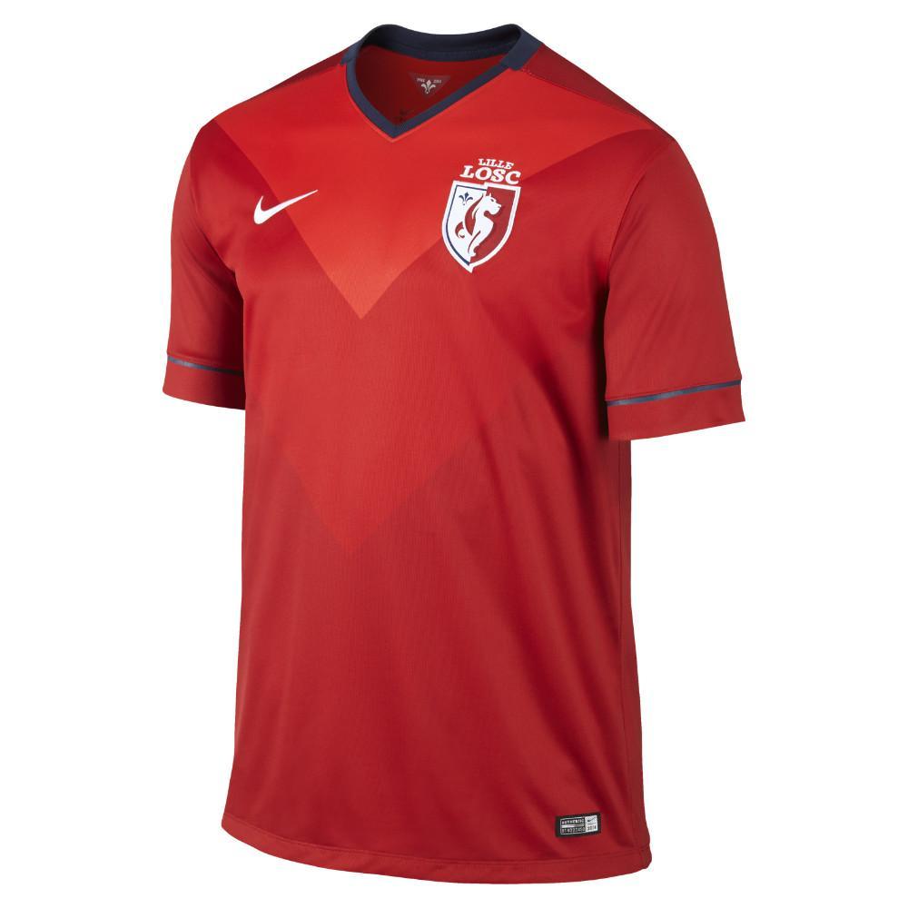 Nike Maillot De Match Home Losc Lille   14/15