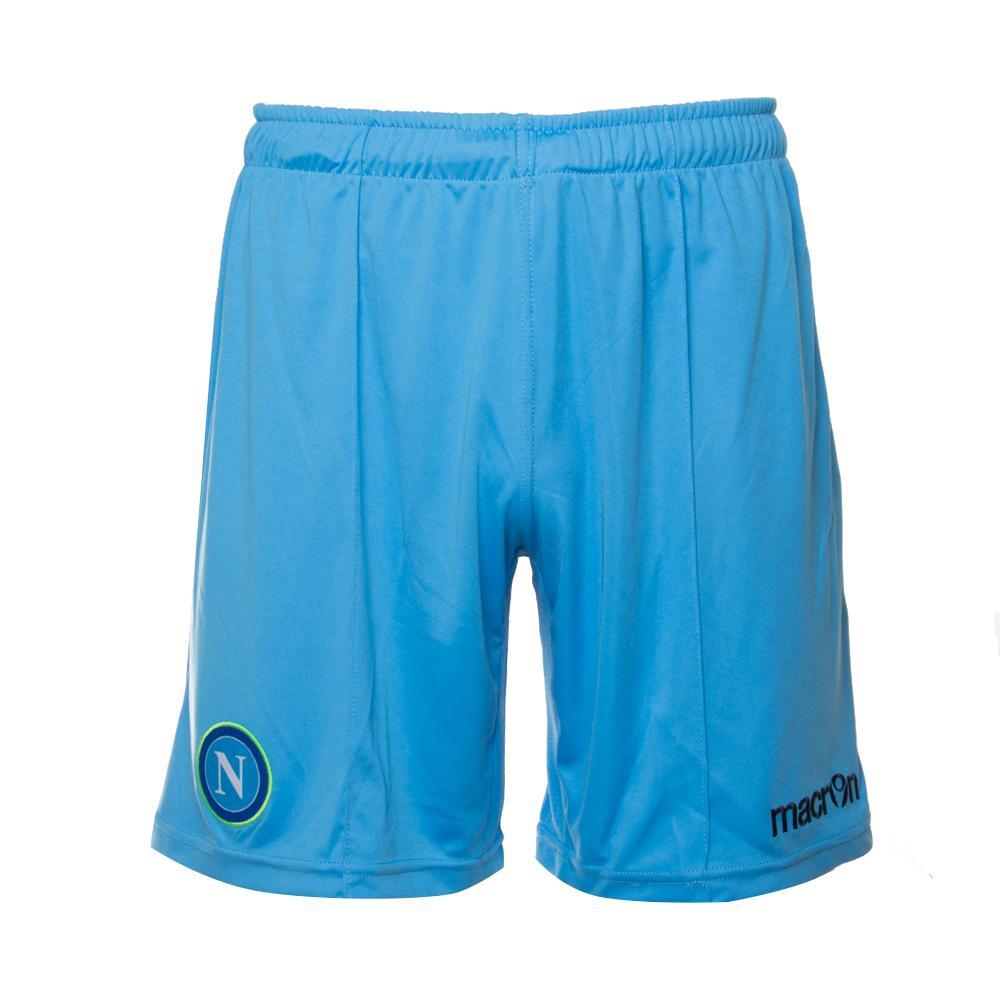 Macron Shorts Europa League Naples   14/15