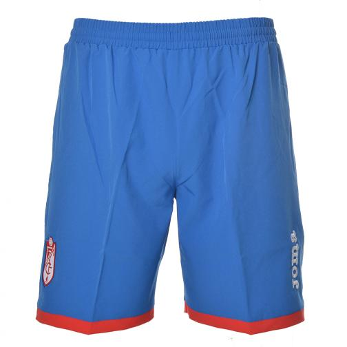 Joma Shorts Home Granada Fc   14/15 Blue Red