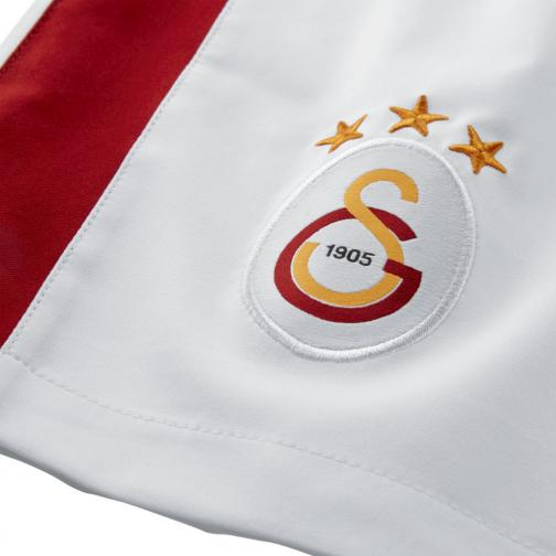 Nike Shorts Home & Away Galatasaray   14/15 FOOTBALL WHITE/PEPPER RED/PEPPER RED Tifoshop