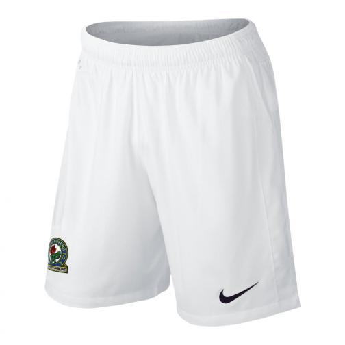 Nike Shorts Home & Away Blackburns Rovers   14/15 FOOTBALL WHITE/OBSIDIAN