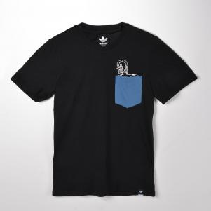 BOTTLE POCKET TEE