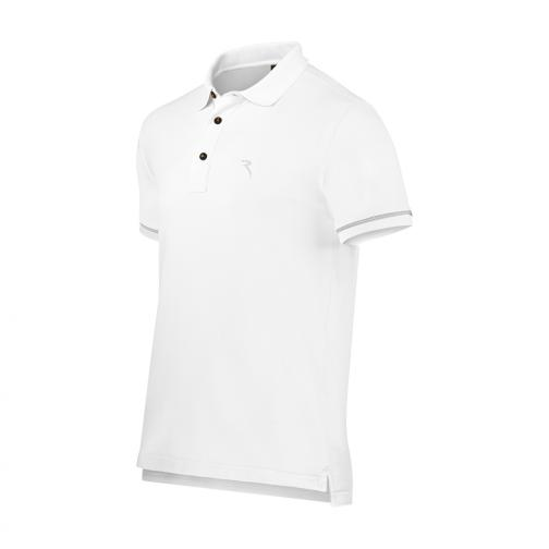 Polo Man ANDREA 57082 White Chervò