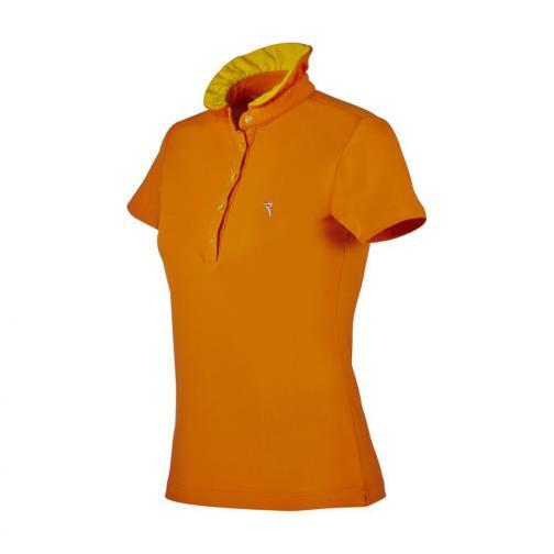 Polo Femme ANGELIQUE 57085 Orange Chervò