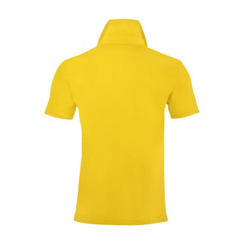 Polo Man AUDE 57083 Yellow Chervò