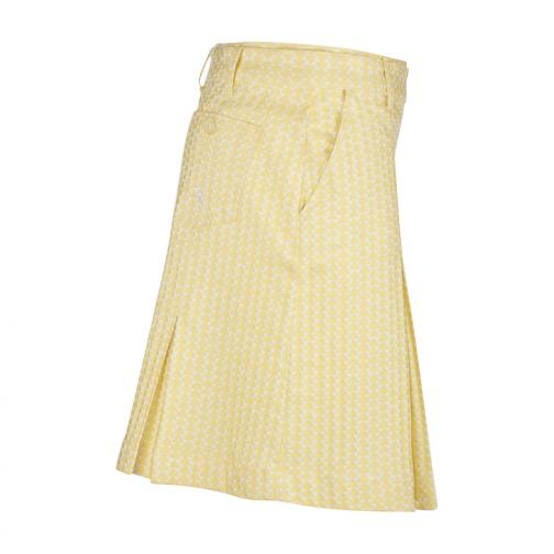 Skirt Woman JASP 57114 Yellow Chervò