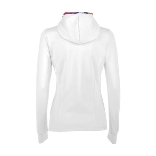 Sweat Femme POSITION 57081 White Chervò