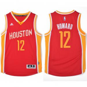 Adidas Unterhemd Swingman Houston Rockets  Dwight Howard 14/15