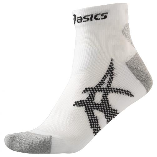 Asics Socken Kayano Sock  Unisexmode Bianco