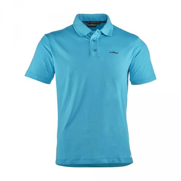 Polo Homme AFA 57394 SURF LIGHT BLUE Chervò