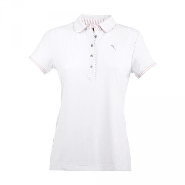 Polo Woman ADRIO 57250 WHITE Chervò