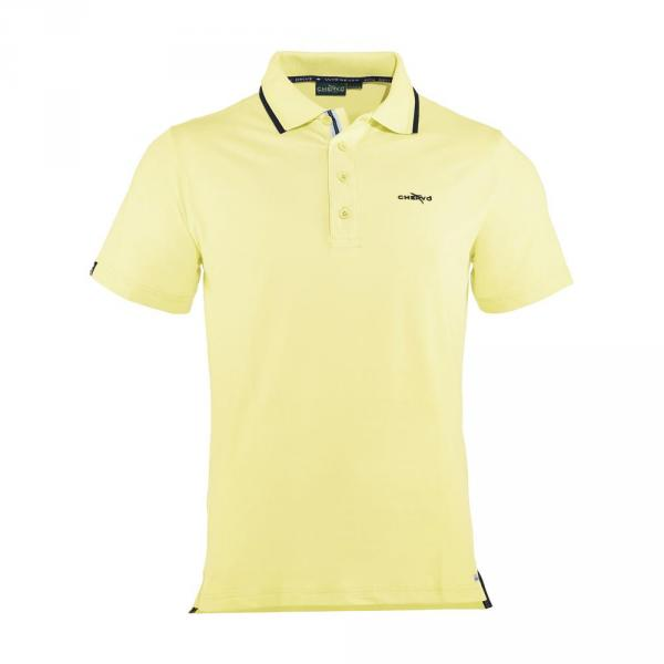 Polo Man ALAORAR C54UQ RAY YELLOW Chervò