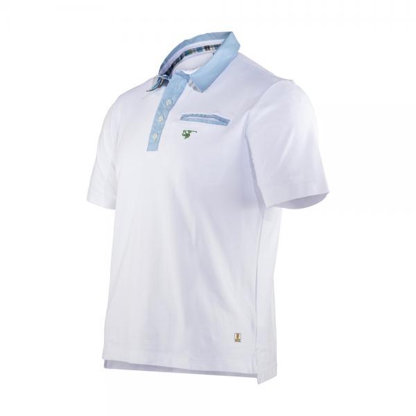 Polo Homme ALADDIN 57267 WHITE Chervò