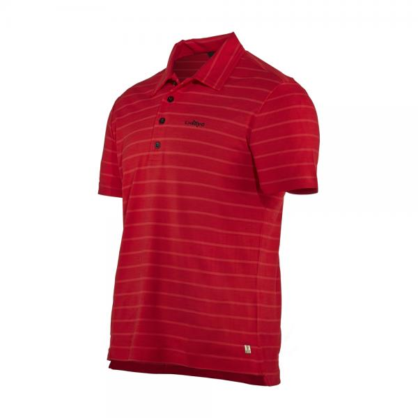 Polo Homme ALFONSO 57273 VULCAN RED Chervò