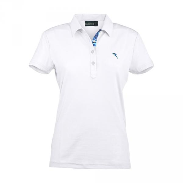 Polo Woman ALIMBO 57393 WHITE Chervò