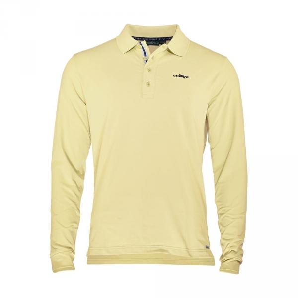 Polo Man ALTON C54ZI RAY YELLOW Chervò