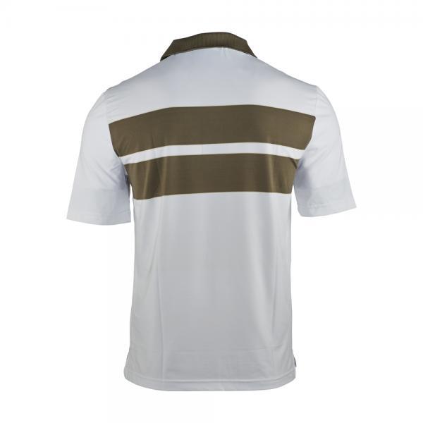 Polo Man AMBROGIO 57272 Brown White Chervò